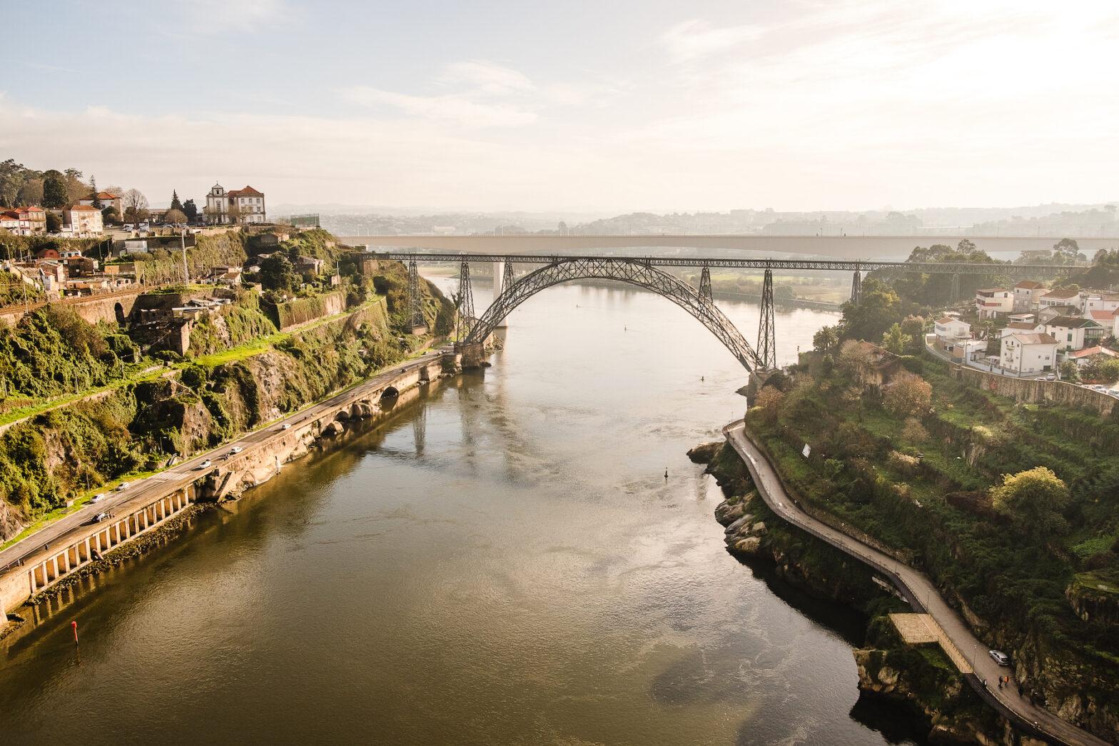 porto bridges image 1